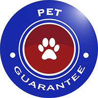 Pet Guarantee through Alamo Ranch's Management Company, Liberty Management, Inc.
