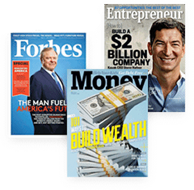 America's Favorite Smart Finance Magazines